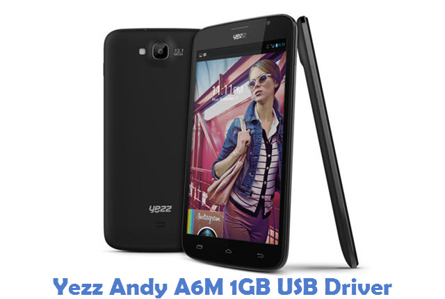 Yezz Andy A6M 1GB USB Driver
