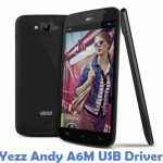 Yezz Andy A6M USB Driver