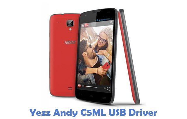 Yezz Andy C5ML USB Driver