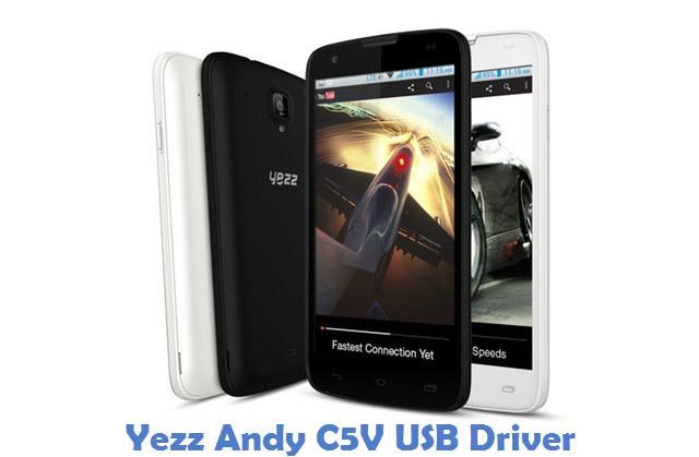 Yezz Andy C5V USB Driver