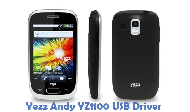 Yezz Andy YZ1100 USB Driver