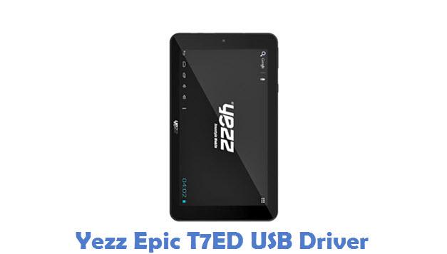 Yezz Epic T7ED USB Driver