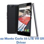 Yezz Monte Carlo 55 LTE VR USB Driver