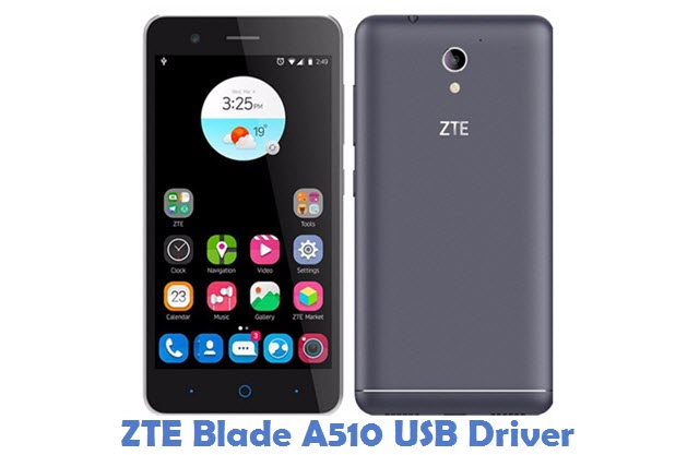 ZTE Blade A510 USB Driver