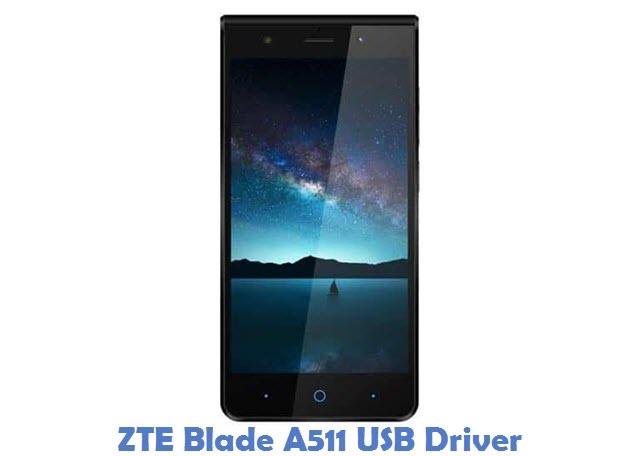 ZTE Blade A511 USB Driver