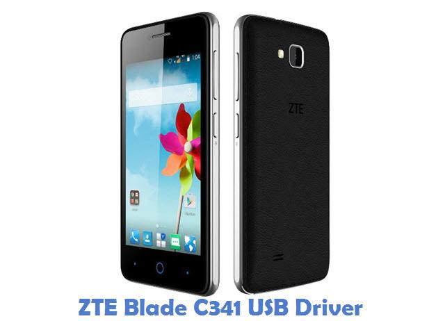 ZTE Blade C341 USB Driver