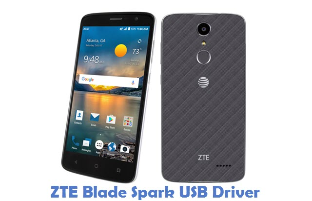 Download ZTE Blade Spark USB Driver | All USB Drivers
