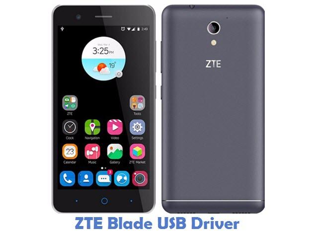 ZTE Blade USB Driver