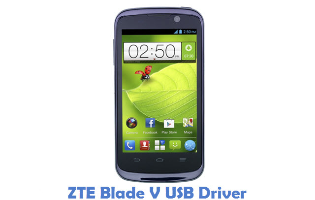 ZTE Blade V USB Driver