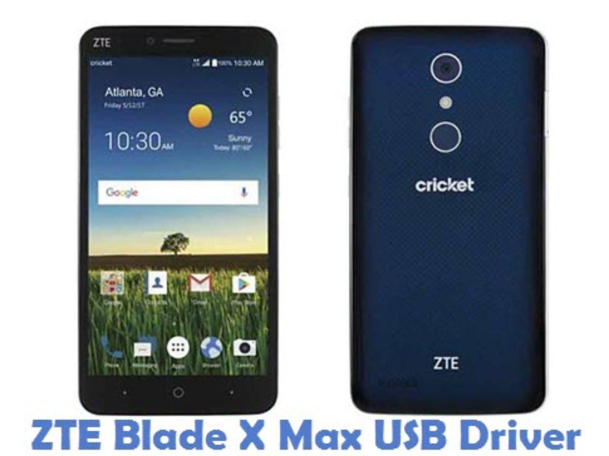 Download Zte Blade X Max Usb Driver All Usb Drivers