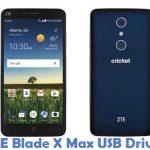 ZTE Blade X Max USB Driver