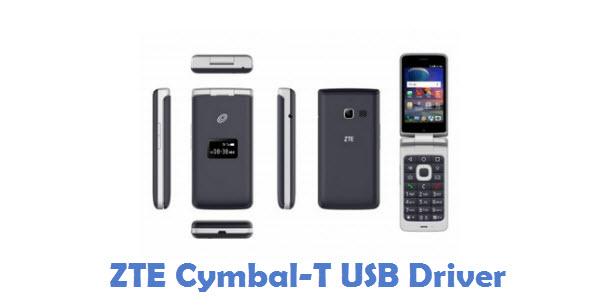 ZTE Cymbal-T USB Driver