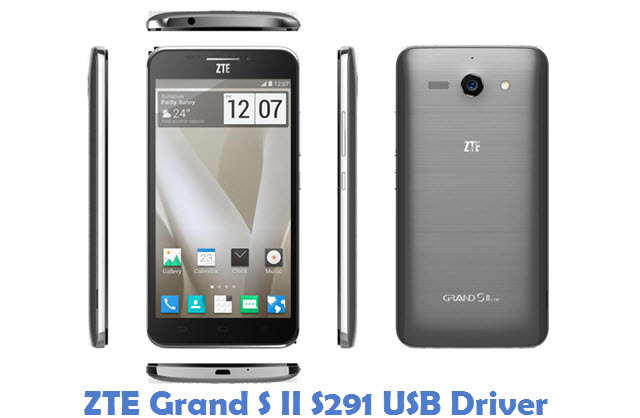 ZTE Grand S II S291 USB Driver