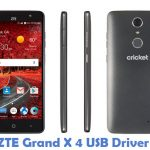 ZTE Grand X 4 USB Driver