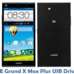 ZTE Grand X Max Plus USB Driver