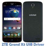 ZTE Grand X3 USB Driver