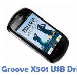 ZTE Groove X501 USB Driver