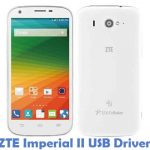 ZTE Imperial II USB Driver