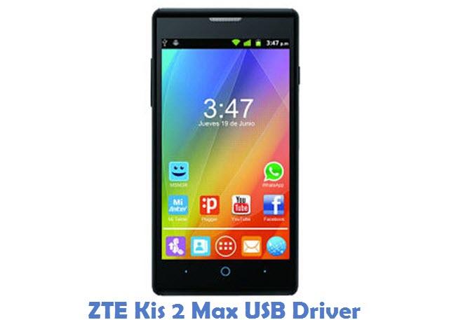 ZTE Kis 2 Max USB Driver