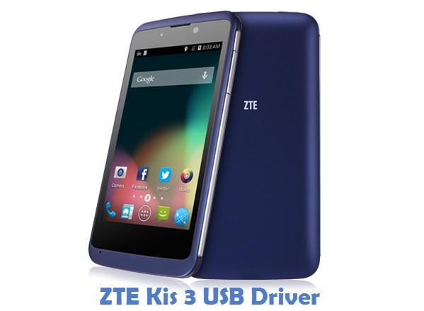 ZTE Kis 3 USB Driver