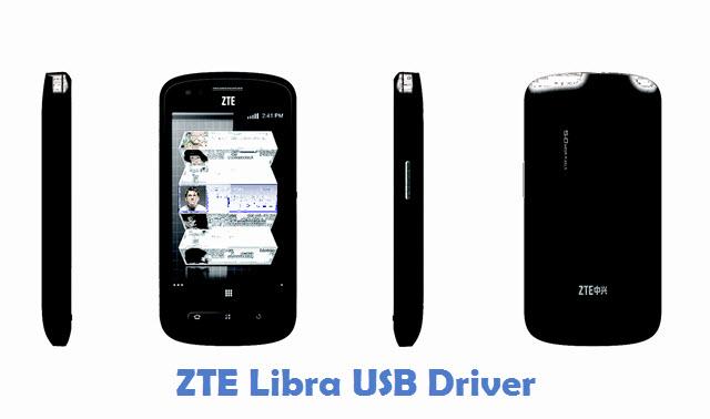 ZTE Libra USB Driver