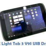 ZTE Light Tab 3 V9S USB Driver