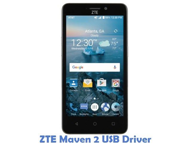 ZTE Maven 2 USB Driver