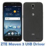 ZTE Maven 3 USB Driver
