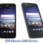 ZTE Maven USB Driver