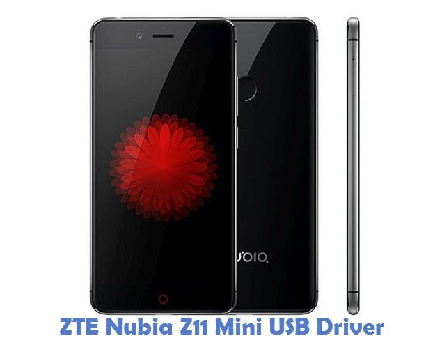 ZTE Nubia Z11 Mini USB Driver