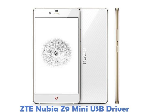 ZTE Nubia Z9 Mini USB Driver