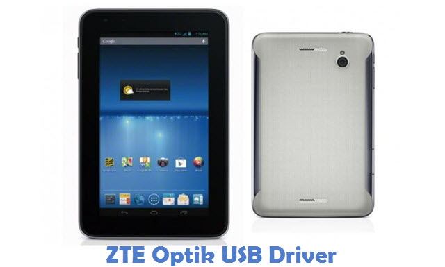 ZTE Optik USB Driver