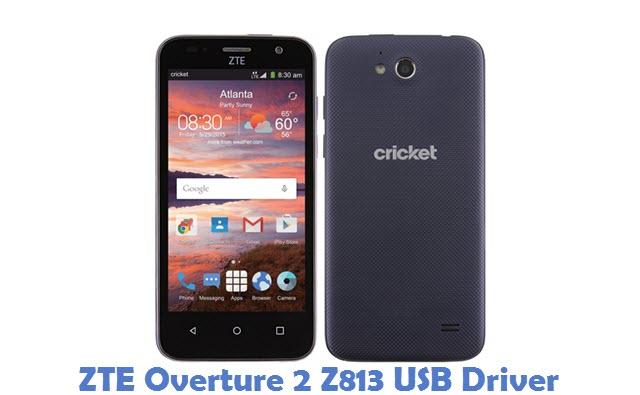 ZTE Overture 2 Z813 USB Driver
