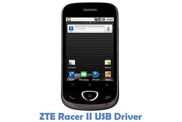 ZTE Racer II USB Driver