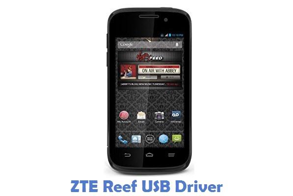 ZTE Reef USB Driver
