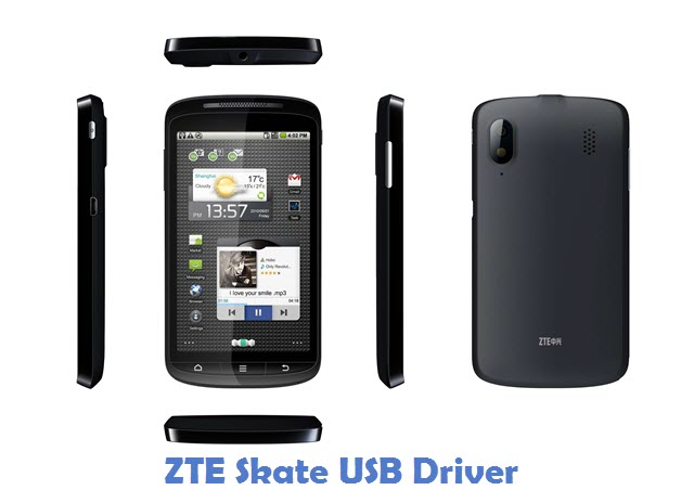 ZTE Skate USB Driver