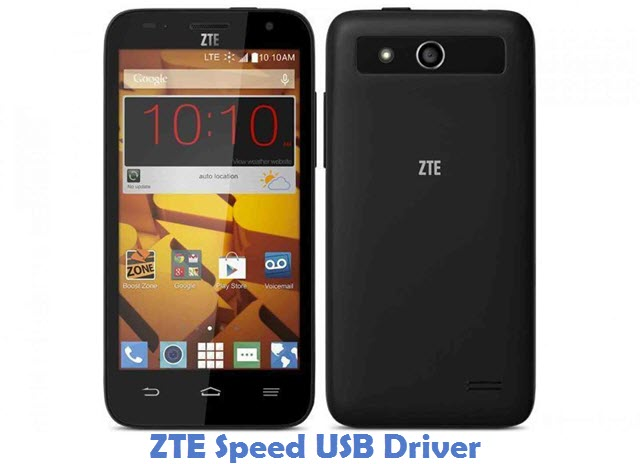 ZTE Speed USB Driver