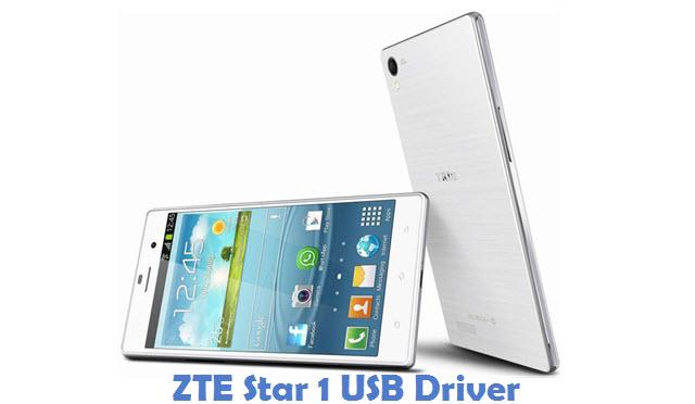 ZTE Star 1 USB Driver