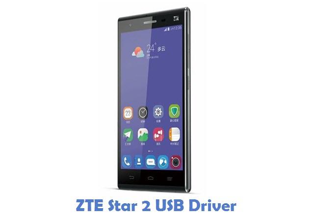 ZTE Star 2 USB Driver