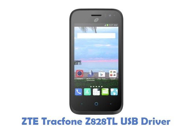 ZTE Tracfone Z828TL USB Driver