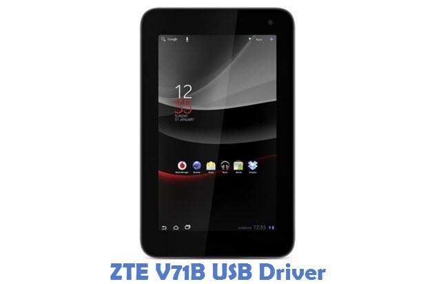 ZTE V71B USB Driver