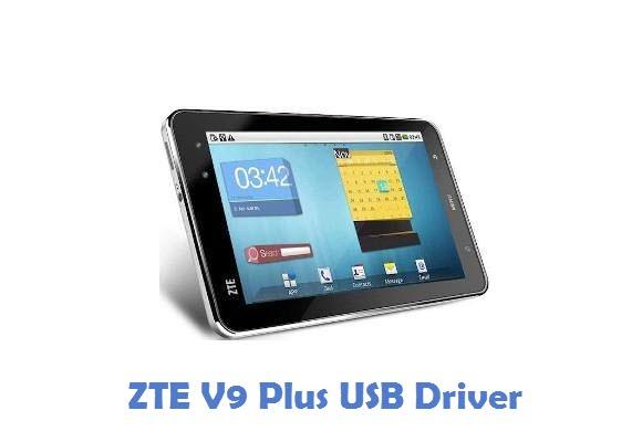 ZTE V9 Plus USB Driver