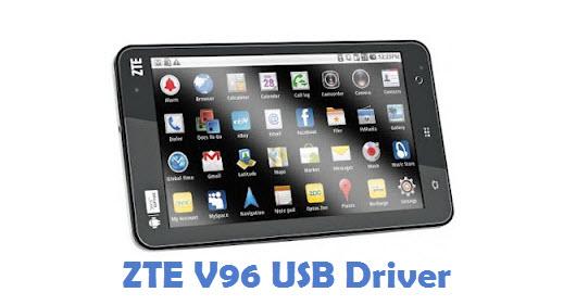 ZTE V96 USB Driver