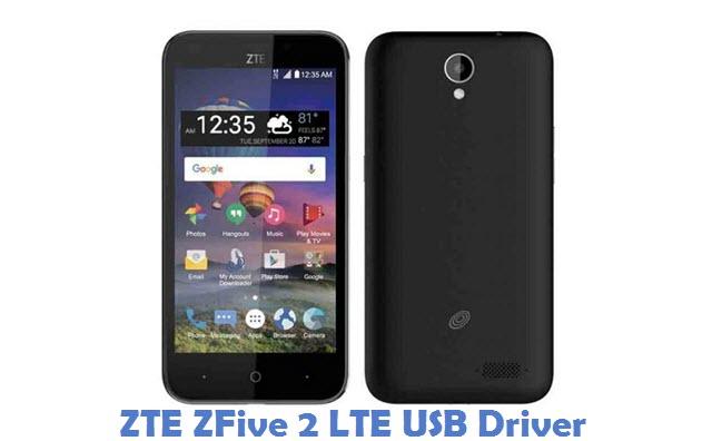 ZTE ZFive 2 LTE USB Driver