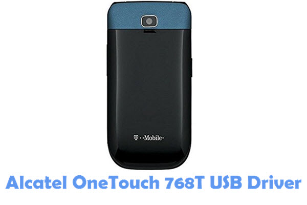 Download Alcatel OneTouch 768T USB Driver
