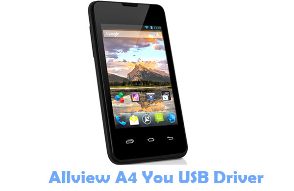 Allview A4 You USB Driver