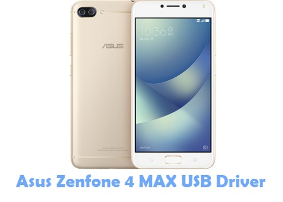Download Asus Zenfone 4 MAX USB Driver