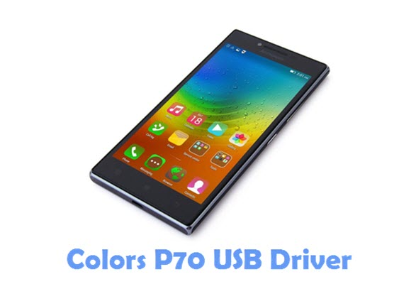 Download Colors P70 USB Driver