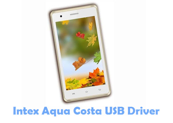 Download Intex Aqua Costa USB Driver