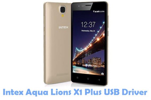 Intex Aqua Lions X1 Plus USB Driver